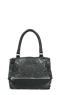 Givenchy-Borsa Pandora Vintage Small in pelle nera