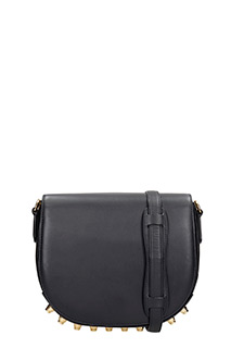 Alexander Wang-Lia Small black leather bag