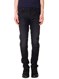 Department Five-Jeans Keith in denim nero