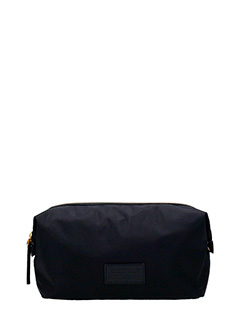 Marc by Marc Jacobs-Pochette Large Landscape Pouch in tessuto nero