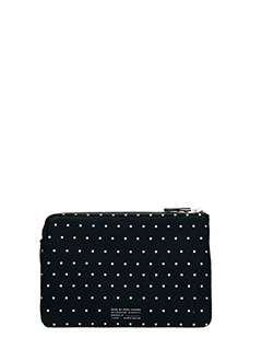 Marc by Marc Jacobs-Neoprene Mini Tablet Case nero strass