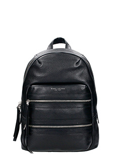 Marc Jacobs-backpack black leather backpack