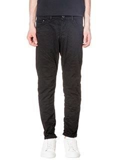 Low Brand-Jeans T5.1  in denim nero
