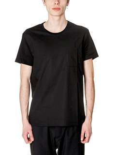 Low Brand-T-Shirt B33 in cotone nero