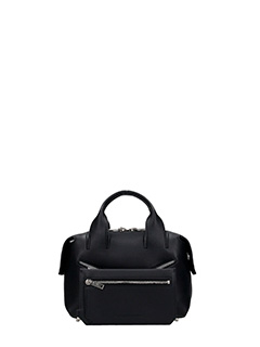 Alexander Wang-Rouge Small black leather bag