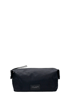 Marc Jacobs-Landscape Large black nylon beauty case