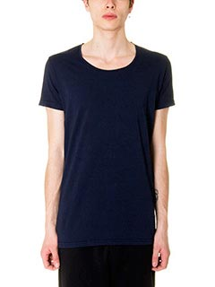 DonVich-T-Shirt Marti in cotone blue