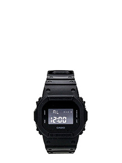 Casio-Orologio Casio G-Shock DW in pvc nero