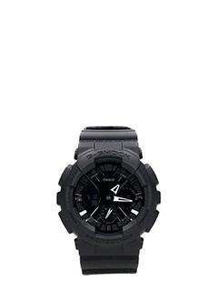 Casio-Orologio Casio G-Shock Edition Black in pvc nero