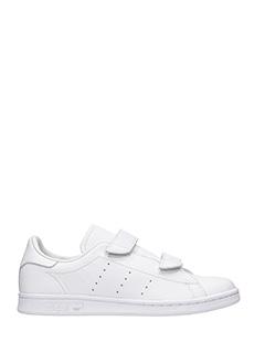 Adidas-Sneakers AOH 005 in pelle bianca