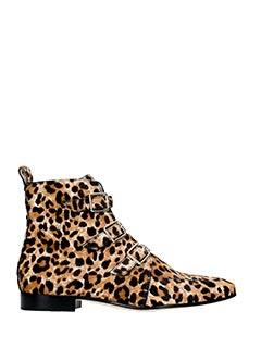 Jimmy Choo-Tronchetti Marilyn Lop in cavallino leopard