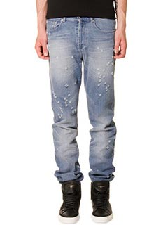 Givenchy-Jeans in denim blue sky