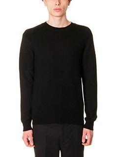 Givenchy-Maglia in lana nera