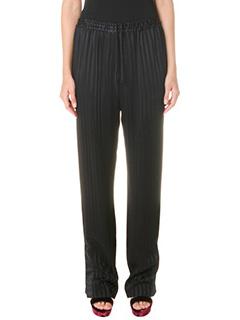 Givenchy-trousers  black viscose pants