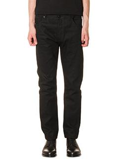 Valentino-Jeans in cotone nero