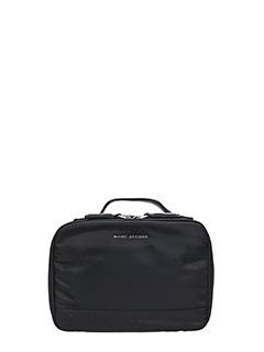 Marc Jacobs-Beauty Large Cosmetic black cotton beauty case
