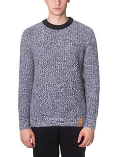 Kenzo-Maglia in lana grigia