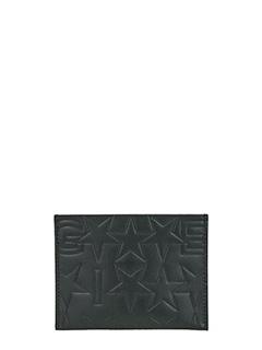 Givenchy-Portafoglio in pelle nera