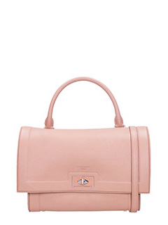 Givenchy-Borsa Shark Small  in pelle rosa
