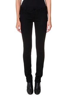 Givenchy-Jeans in cotone nero