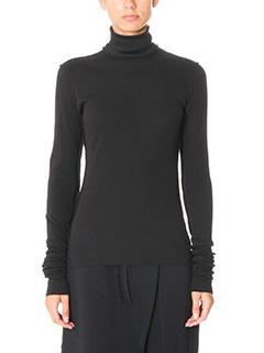 Damir Doma-Keplero black wool knitwear