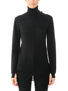 Damir Doma-Kan black wool knitwear