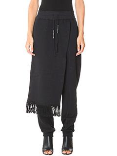 Damir Doma-Pitagora black cotton pants