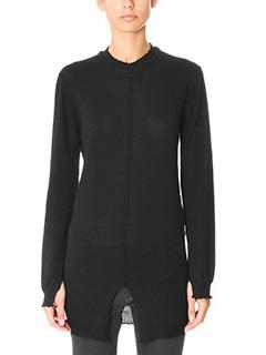 Damir Doma-Terno black Jersey knitwear