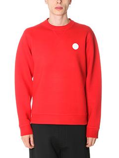 Kenzo-Felpa in neoprene rosso