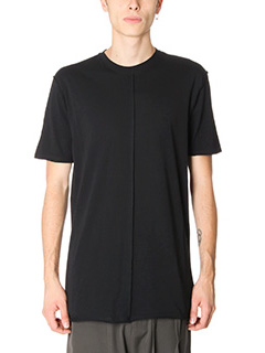 Damir Doma-T-Shirt Tarantino in cotone nero