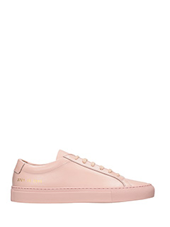 Common Projects-Sneakers Original Achilles Low in pelle blush