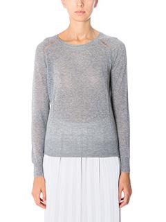 Isabel Marant Etoile-Foty grey polyamide knitwear