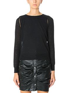 Isabel Marant Etoile-Foty black polyamide knitwear