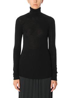Isabel Marant Etoile-Joey black wool knitwear