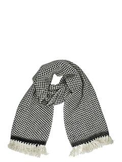 Isabel Marant Etoile-Alena black wool scarves