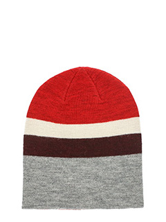 Isabel Marant Etoile-Dreamy red wool hat