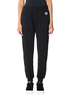 Kenzo-black cotton pants