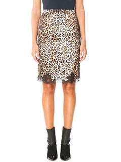 Givenchy-Gonna in seta leopard