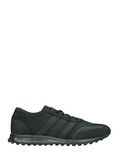Adidas-Sneakers Los angeles Trainer in tessuto nero