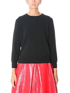 Marc Jacobs-black wool knitwear