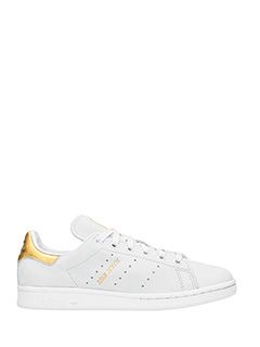 Adidas-stan smith 999 white nubuck sneakers