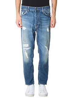 Low Brand-Jeans T 5 2 Over in denim blue