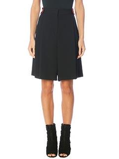 Givenchy-Bermuda in lana nera