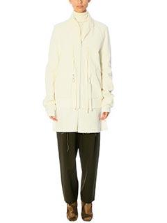 Damir Doma-Jecco white cotton outerwear