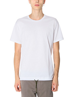 Low Brand-T-Shirt B 38 in cotone bianco