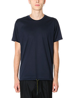 Low Brand-T-Shirt B 38 in cotone blue