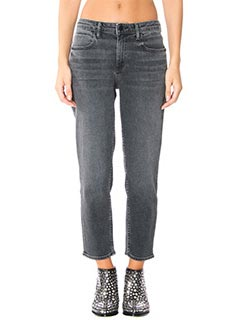 Alexander Wang-grey denim jeans