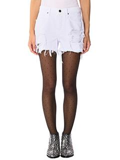 Alexander Wang-Viola denim shorts