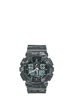 Casio-Orologio G-Shock GA100CM8AER in resina