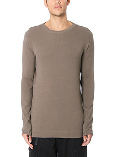 Helmut Lang-Maglia in cotone mility